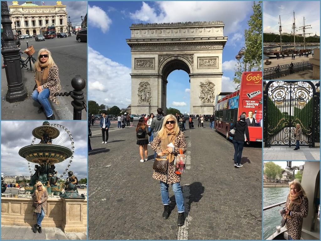 moje milovaná Paříž